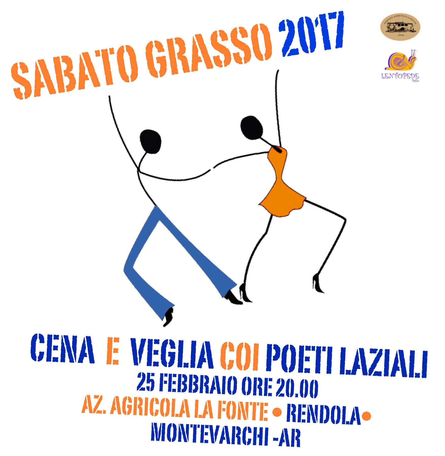 Sabato Grasso 2017: la veglia