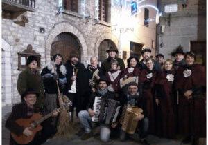 I maggerini del Merlo in compagnia dei poeti Marco Betti e Pietro De Acutis