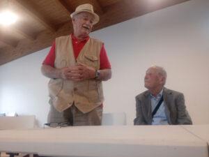 Domenico Gamberi e Ivo Mafucci